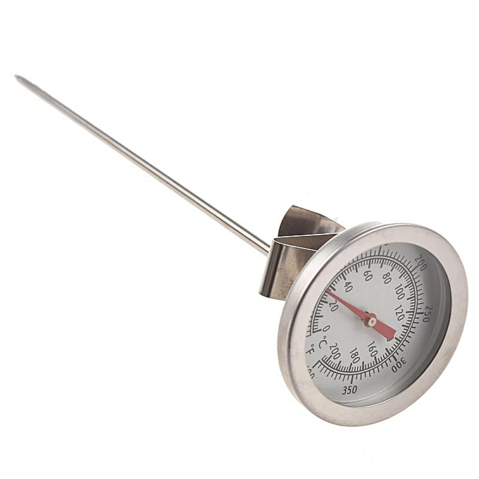 Other thermometer gauge stainless steel for cooking food 200 Celsius (argent) MQSHOP à prix pas cher