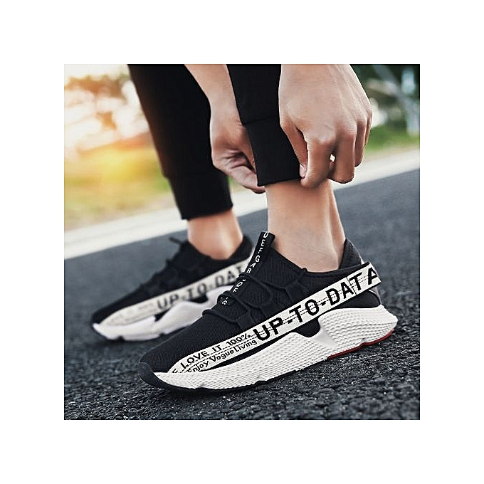 Zant   Fashion Casual Loafers Breathable Flat Flat Flat Shoes Sneakers à prix pas cher  | Jumia Maroc d7372e