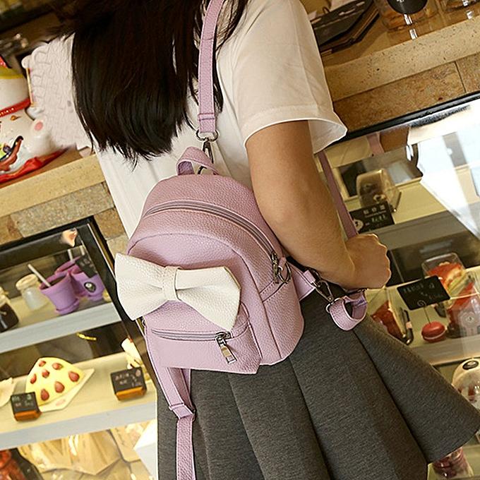 OEM femmes cuir Shoulder School sac sac à dos voyage Satchel sac à dos Handsac PP à prix pas cher