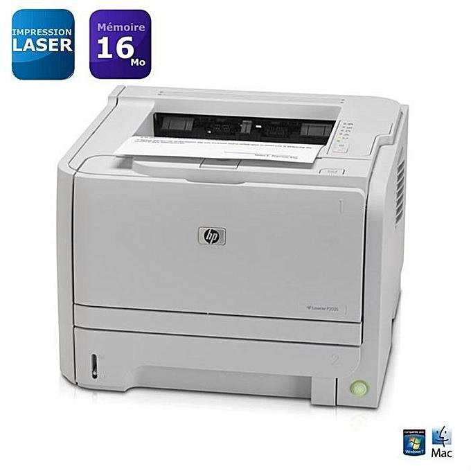 HP Imprimante LaserJet P2035 Professionnelle Haute Vitesse Superieur 30pages minutes à prix pas cher