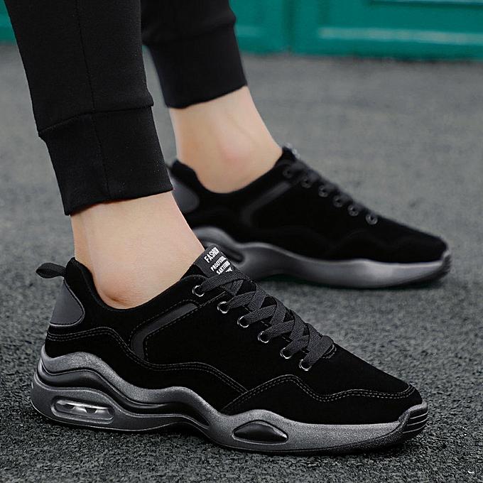 Fashion jiahsyc store Men's Wild Mesh baskets chaussures Fashion Platform Non-Slip Lightweight Work chaussures à prix pas cher