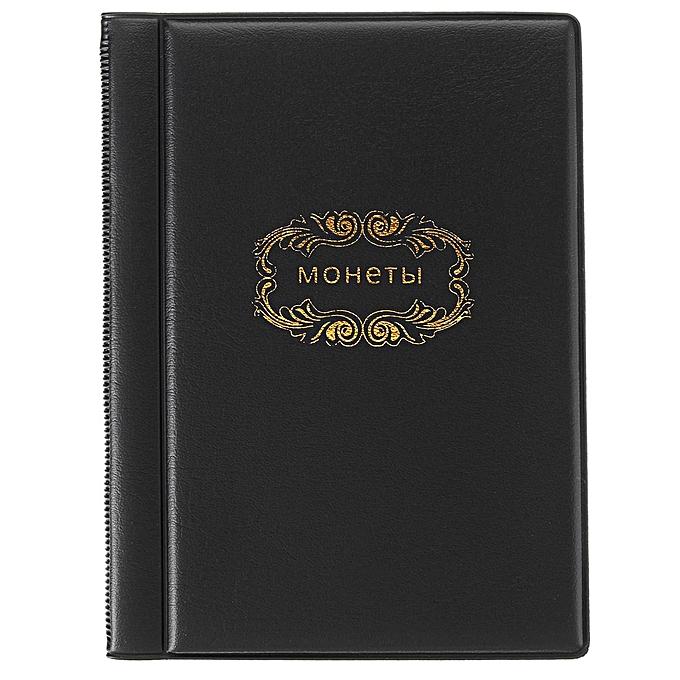 Fashion 10PCS 120 Coins Holder Collection Storage Bag Collecting Money Penny Pocket Album Book noir à prix pas cher