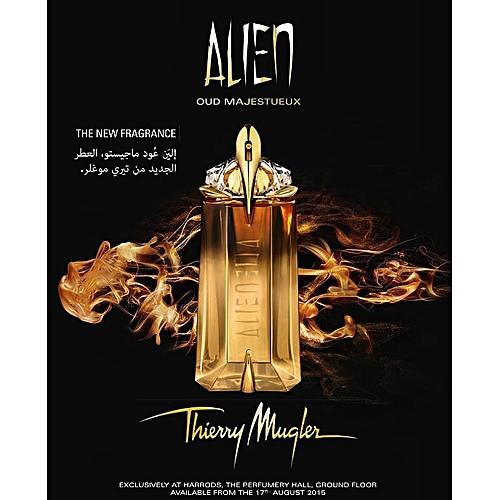 e2308ab6e Thierry Mugler ALIEN OUD MAJESTUEUX - ALIEN OUD MAJESTUEUX - eau de ...