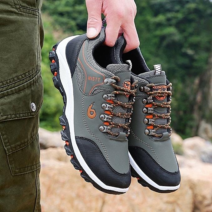 Other Stylish Autumn Men's Breathable Outdoor Climbing chaussures à prix pas cher
