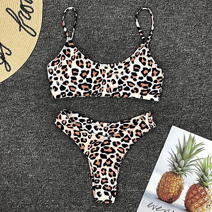 Autre Bikini 2019 Swimwear femmes Swimsuit rouge Snake Biquini Maillot De Bain Femme Bikini Push Up Bikinis JY-M( 98107) à prix pas cher