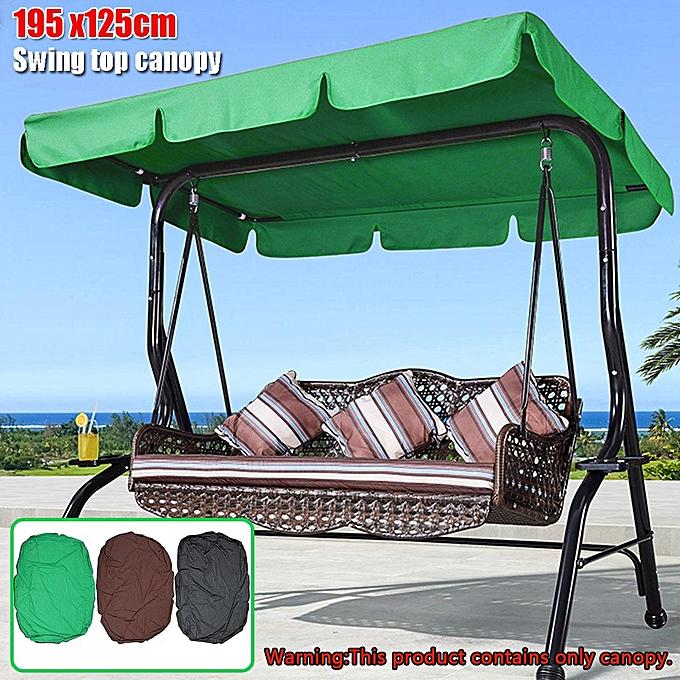 UNIVERSAL AU 78''x50'' Swing Chair 2-3 Seater Hammock Garden Canopy Bench Seat Yard Cover à prix pas cher