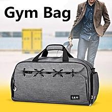 f68fc64900b02 Men Women Luggage Travel Bag Satchel Shoulder Gym Sports Bag Duffel Handbag