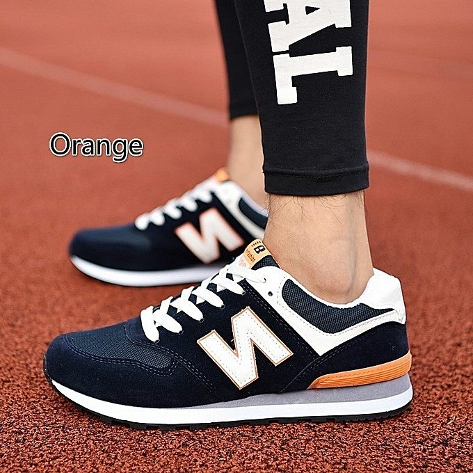 Other New Stylish Classic Letters Men's Breathable Running chaussures à prix pas cher