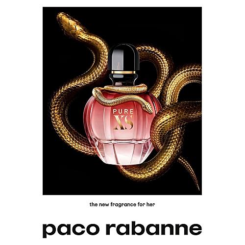 Parfum Femme Pour 50ml Xs De Pure Eau rdCWBexo
