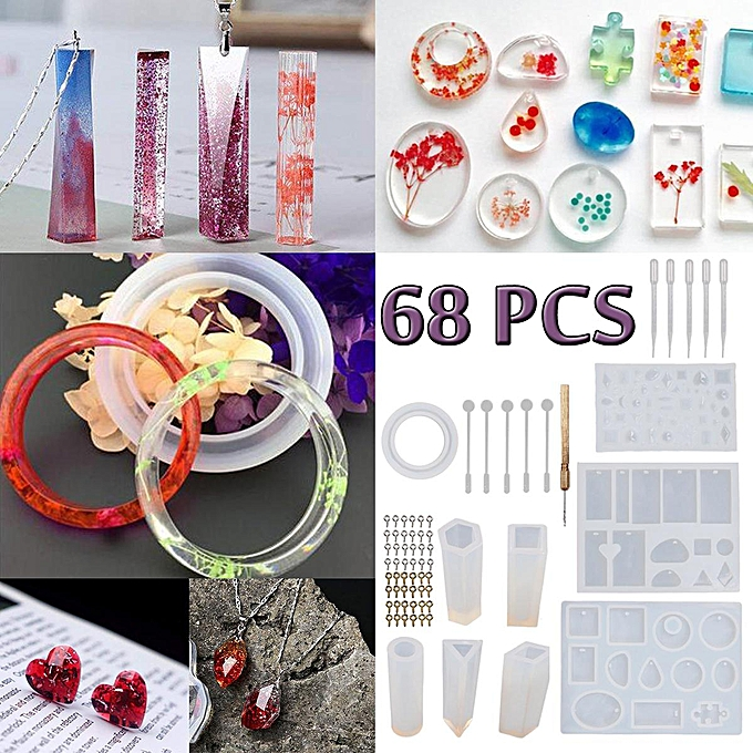 OEM The Old Tree DIY Geometric Resin Casting Molds Silicone Craft Making Mould bijoux Molds Kit à prix pas cher