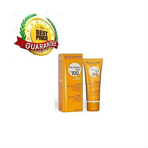 23d1bf85f Bioderma Bio Photoderm Max Crème SPF100 à prix pas cher | Jumia Maroc