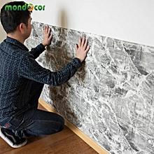 fffdd4d40 Adhésif Mural Anti-humidité sous forme de Briques Marbre 3D de taille 77*70
