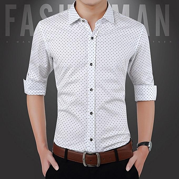 Other mode (L-5XL) grand Taille Hommes& 039;s Shirts  Floral impression Décontracté Shirts à prix pas cher