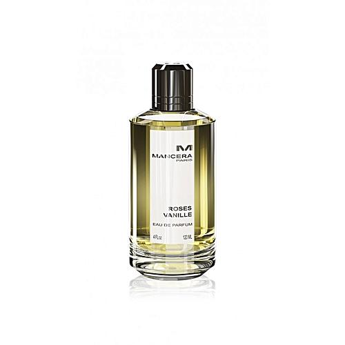120 Eau Parfum Roses Mancera Paris Ml Vanille De qMVpUzS