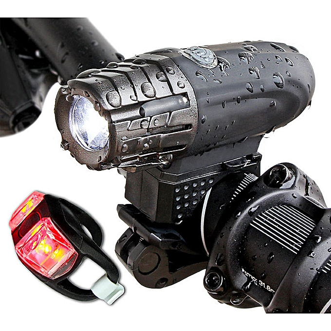 GENERAL quanxinhshang 360°rougeation Torch Clip Mount Bike Bicycle Front Light Bracket Flashlight Holder à prix pas cher