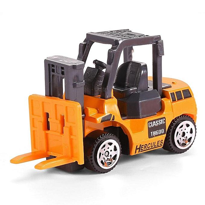 Sunshine Mini voiture de construction de véhicule de construction à benne basculante de voiture modèle de camion à benne basculante-Type 1 à prix pas cher