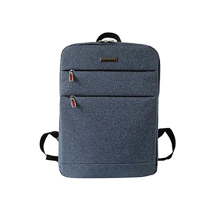 Fashion Tcetoctre Fashion Multi-functional Anti-Theft Backpack High-capacity Laptop Bag -bleu à prix pas cher