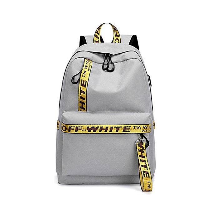 mode Wosac imperméable Fabric femmes Daily sac à dos Décontracté impression School sac à dos sac for College Girls & garçons Laptop Dayback à prix pas cher