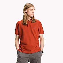 bb798b0c3103 Polo Tommy Hilfiger - Rouge