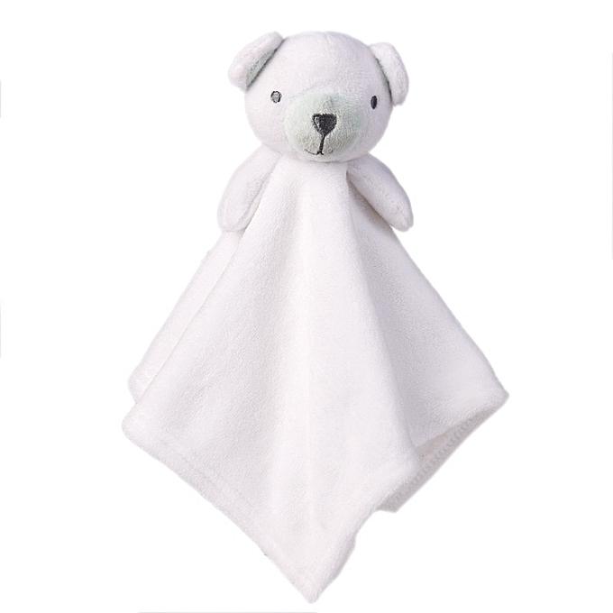 Autre   Plush Toy Cute Animals Comfort Towel Toys Soft Appease Dolls voituretoon Animal Playmate Sleeping Toys For  (fox) à prix pas cher