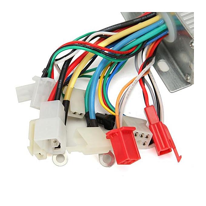 OEM Contrôleur de moteur sans balai à courant continu pour véhicule électrique double mode 36V600W à prix pas cher