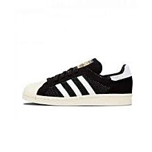 sports shoes 4eb44 a5dca Baskets Homme adidas Originals Superstar 80s Primeknit Noir