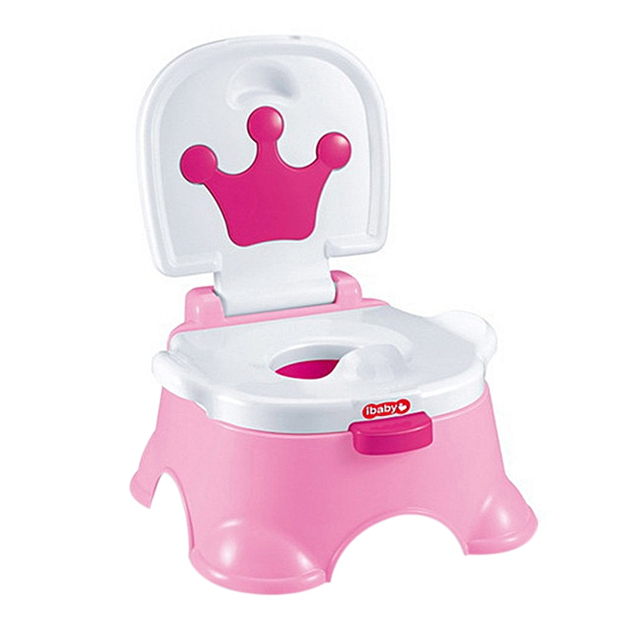 Generic Toddler Kids Baby Toilet Trainer Potty Urinal Training Seat Music Chair à prix pas cher