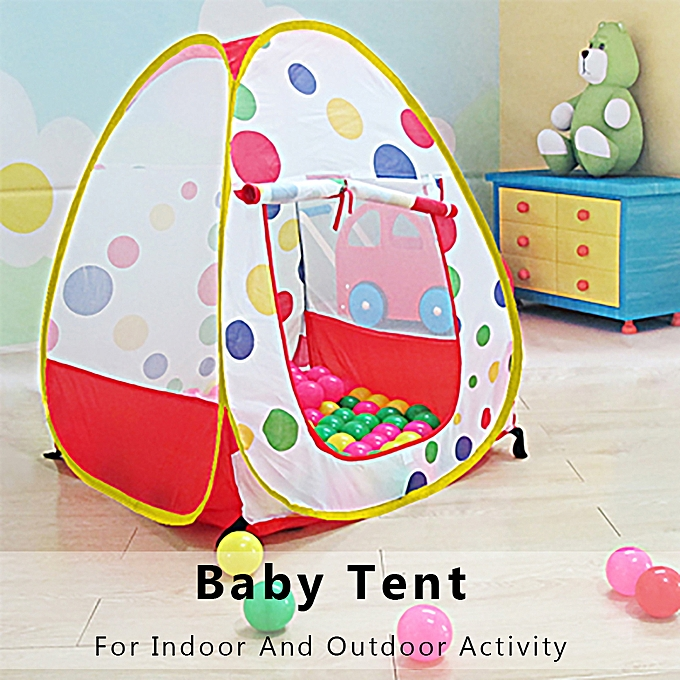 Autre Baby Tent Beach Sun Shelter UV Prougeection Portable Shade Pool for Infant Indoor Outdoor Activity à prix pas cher