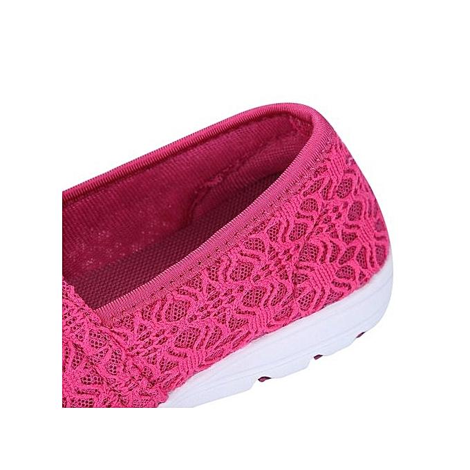 Fashion Braid Braid Fashion Breathable Portable Pure Color Shoes For   à prix pas cher  | Jumia Maroc e13cdc