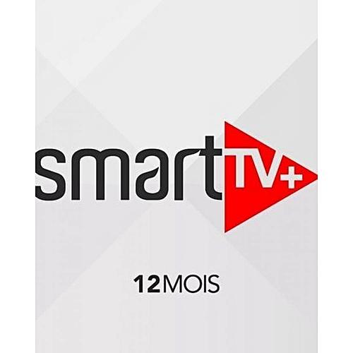 ABONNEMENT SMART+ IPTV POUR 12 MOIS OFFICIEL CODE