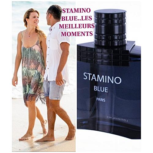Prestige Stamino Blue Homme 100 Ml à Prix Pas Cher Jumia Maroc