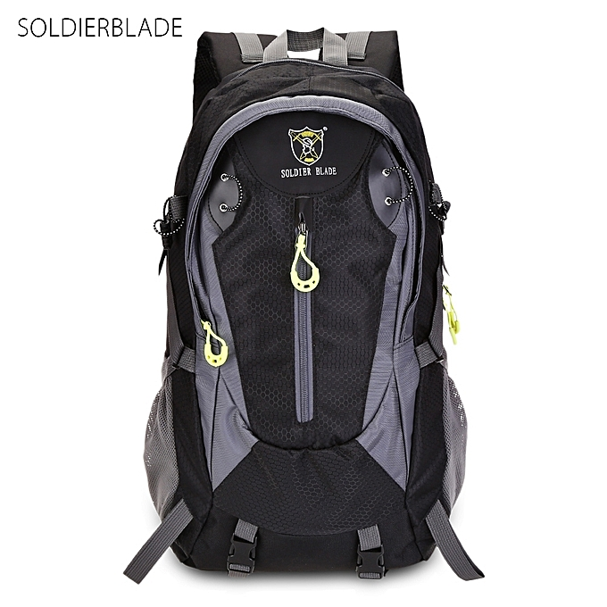 GENERAL Leadsmart SOLDIERBLADE 35L Traveling Cycling Riding Backpack Outdoor Sports Bag à prix pas cher