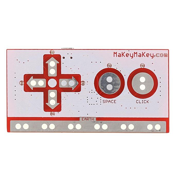 UNIVERSAL Alligator Clip Jumper Wire Standard Controller Board Kit for Makey Makey à prix pas cher