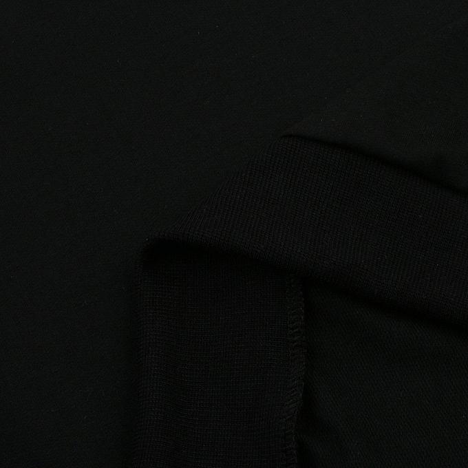 mode (Xiuxingzi) femmes Sad Faces Emoticon Sleeves Printed Sweatshirt chemisier hauts à prix pas cher