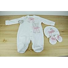 Grenouillère pour bébé - TURKEY Made - Pour bébé fille 2cd08c120e9