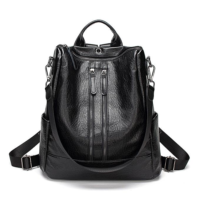 Fashion POMELOS Backpack Female 2019 Hot Selling Backpacks For femmes Fashion Soft PU Leather Bag Backpack School Bags for Teenage Girls à prix pas cher