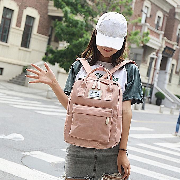 mode Singedan Shop mode femmes Girl Students toile Shoulder sac School sac voyage Tote sac à dos à prix pas cher