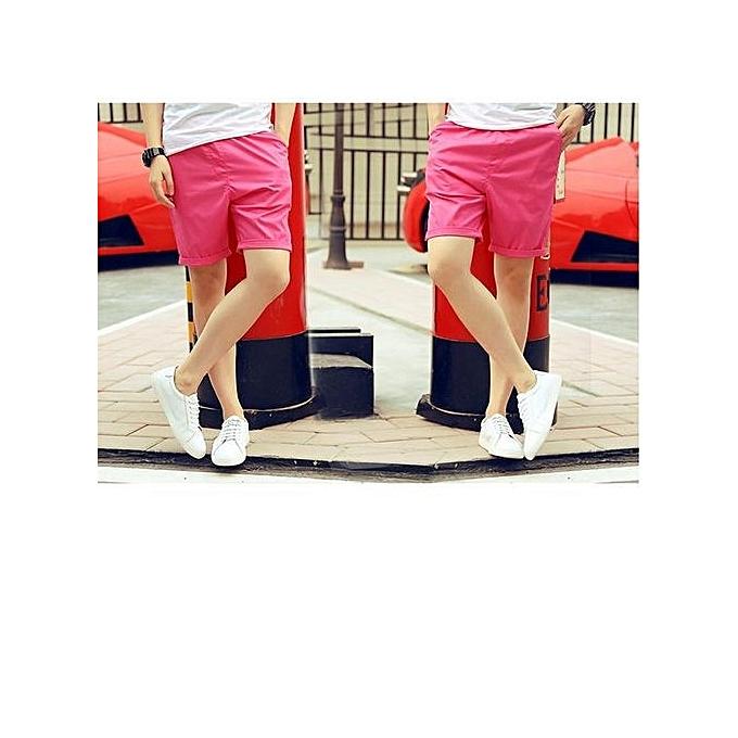 Fashion Watermelon rouge Men Brand Fitness Shorts Mens Professional Bodybuilding Short Pants Gasp Big Taille à prix pas cher