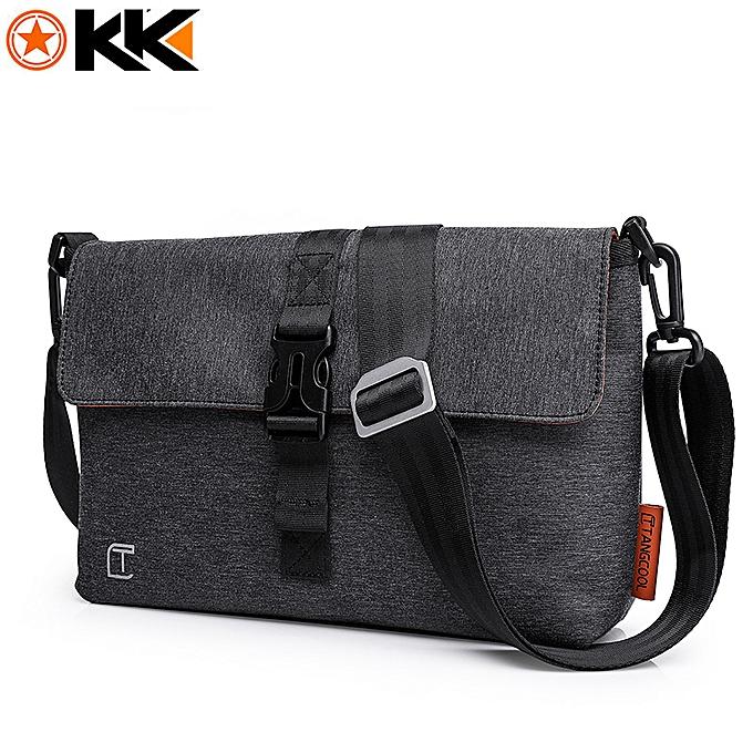Other KAKA Casual Fashion Messenger Bag Men Oxford Waterproof Man Crossbody Bag for Short Trip Shoulder Bags Men Business Travel bag(noir) à prix pas cher