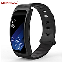 d8ff4d0b6 Samsung Gear Fit2/ Gear Fit2 Pro Watch Band, Soft Silicone Replacement  Sport Watch Strap