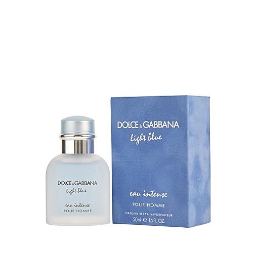 f8f8d4f511274 DOLCE   GABBANA Light Blue Pour Homme - Eau Intense 50ml à prix pas ...