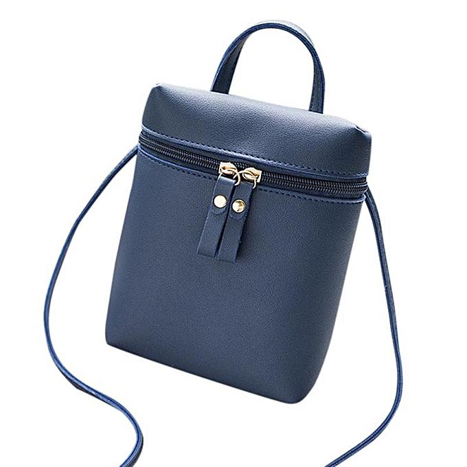 Other Xiniu Quality Fashion femmes Bag Leather Tote Crossbody Shoulder Messenger Bags Coin Phone Bag Mini Handbags For  Clutch(A) à prix pas cher