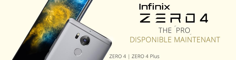 Infinix Zero 4 jumia maroc