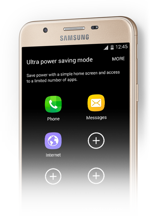 samsung on7 prime maroc,Power