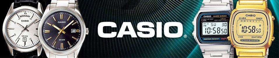 Casio Gshock, Edifice, Sheen, montre homme ou femme au meilleur prix | Payez à la livraison