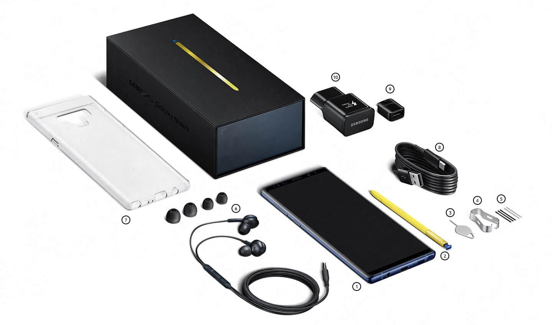 Components box