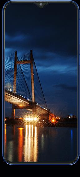 Bouton faible éclairage - Samsung Galaxy M20