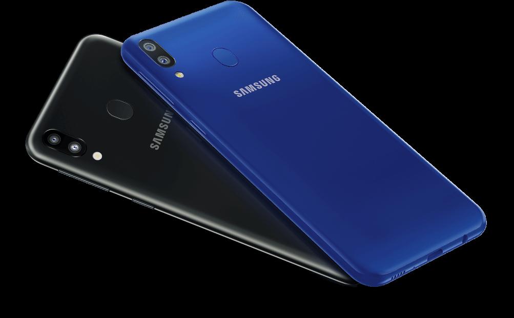 Variantes de couleurs - Samsung Galaxy M20