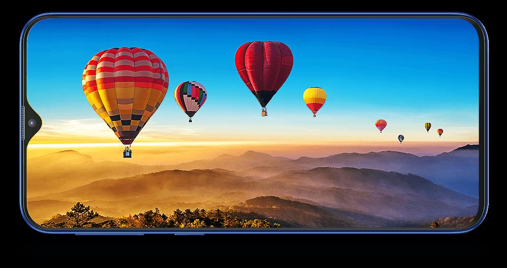 Écran Infinity - Samsung Galaxy M20
