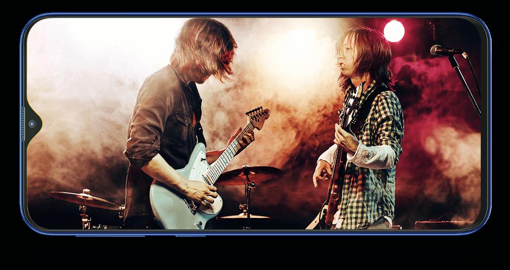 Widevine L1 pour voir le contenu en HD - Samsung Galaxy M20